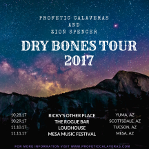 dry bones tour 2017-2