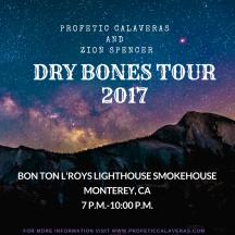 dry bones tour 2017