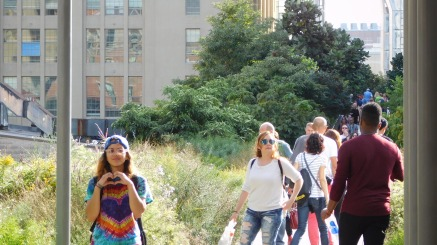 Highline Park - New York, NY