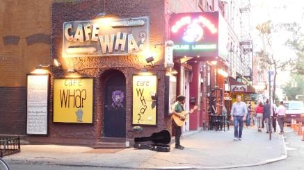 Cafe Wha - New York, NY