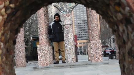 Battery Park - New York, NY (Photo by Carolina Guedes)