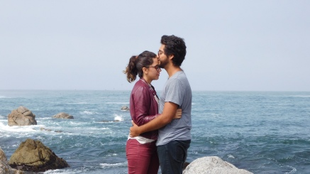 Cali and Alex Engaged! - Pacific Grove, CA (Photo by Zion Spencer)