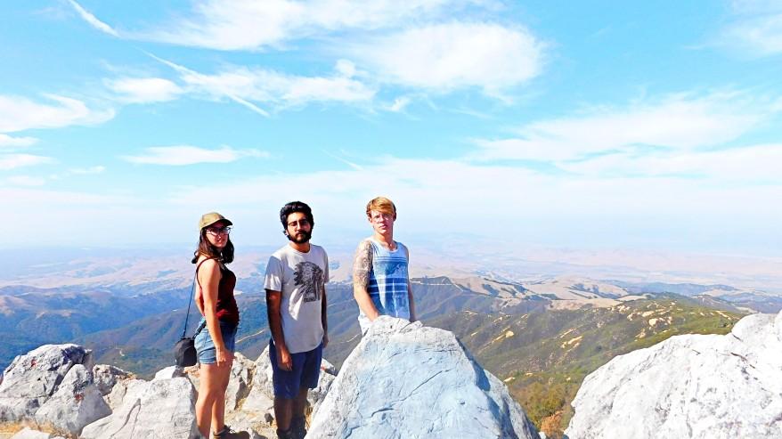 Fremont Peak band photo