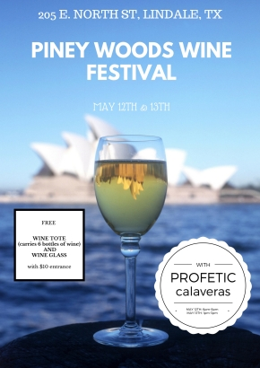 Piney Woods Wine Festival (1)